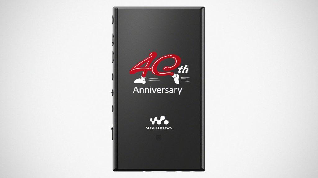 Sony NW-A100TPS 40th Anniversary Walkman