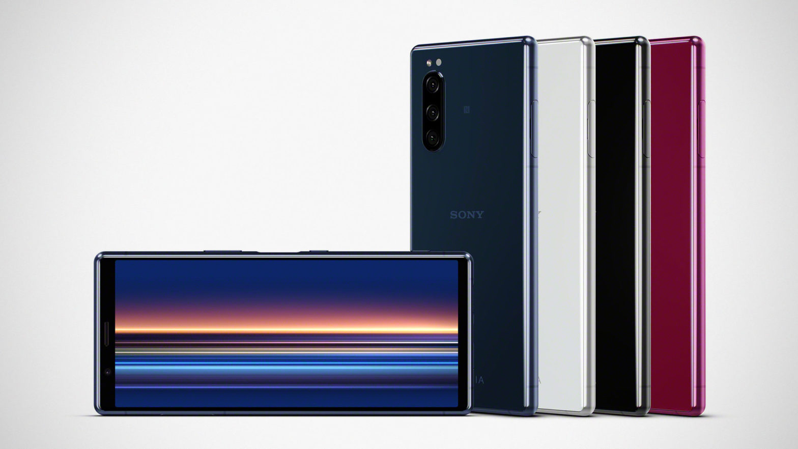 Sony Xperia 5 Smartphone Announced