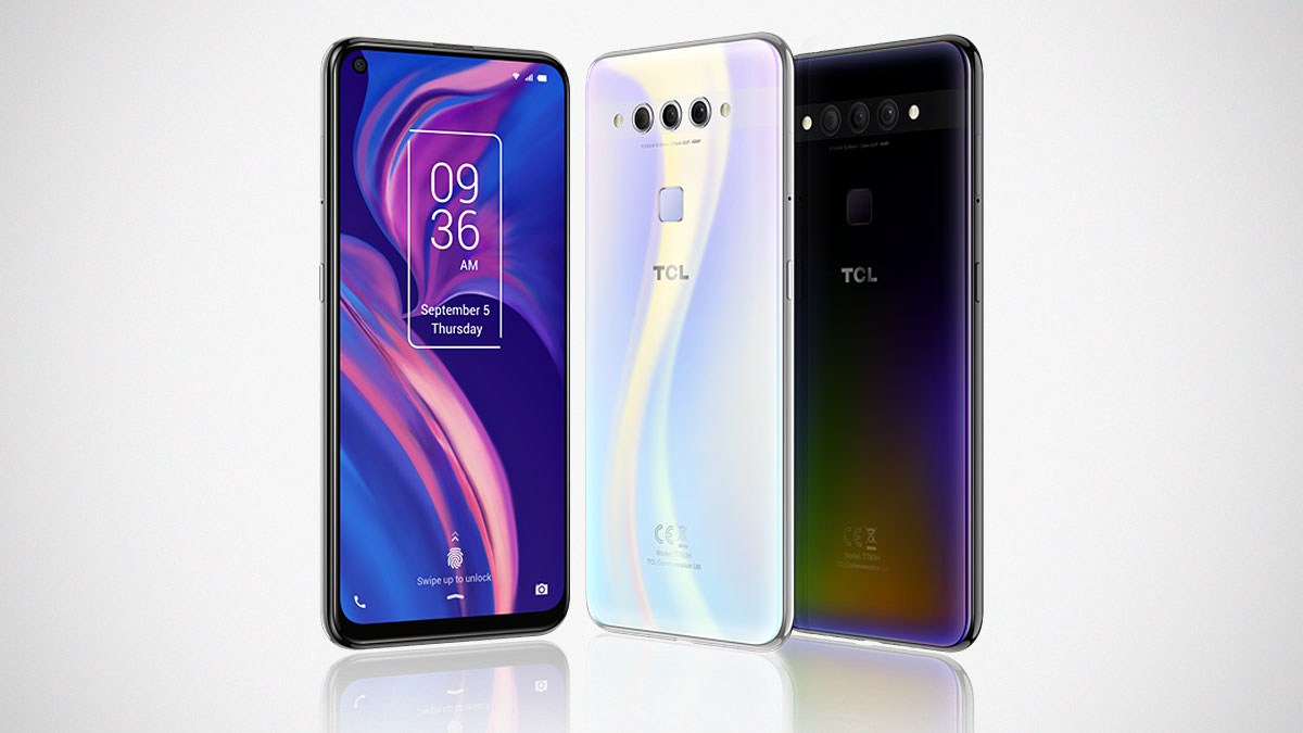 TCL PLEX Android Smartphone