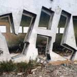 Check Out These Insane Graffiti Art That Looks Like The Wall Had Been Cut Through