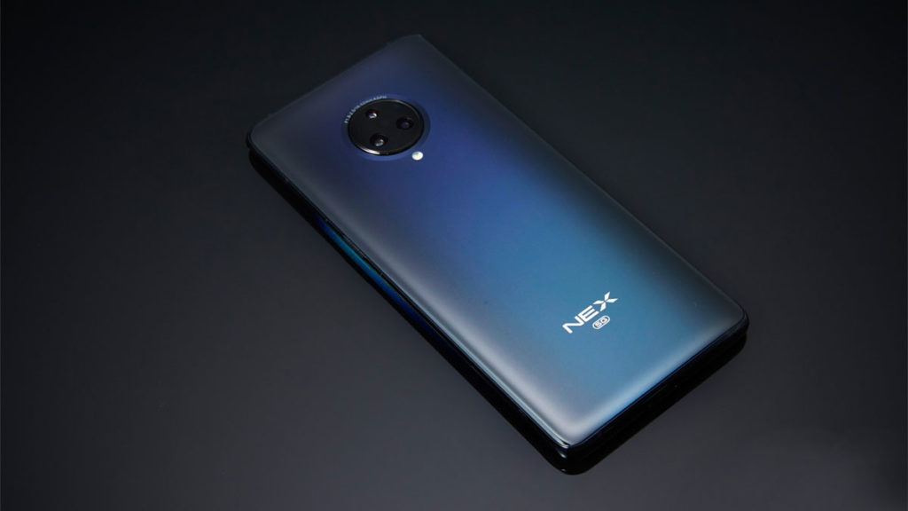 Vivo Nex 3 Smartphone in China