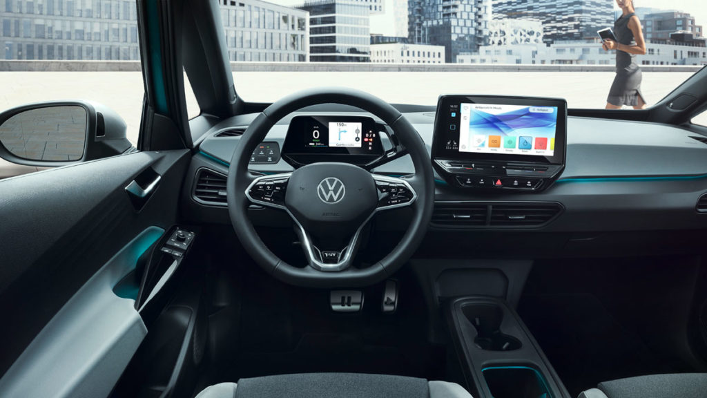 Volkswagen ID.3 Electric Vehicle