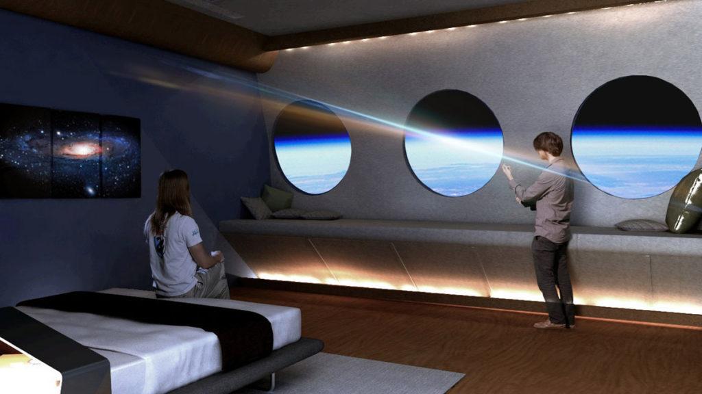 Von Braun Station Space Hotel