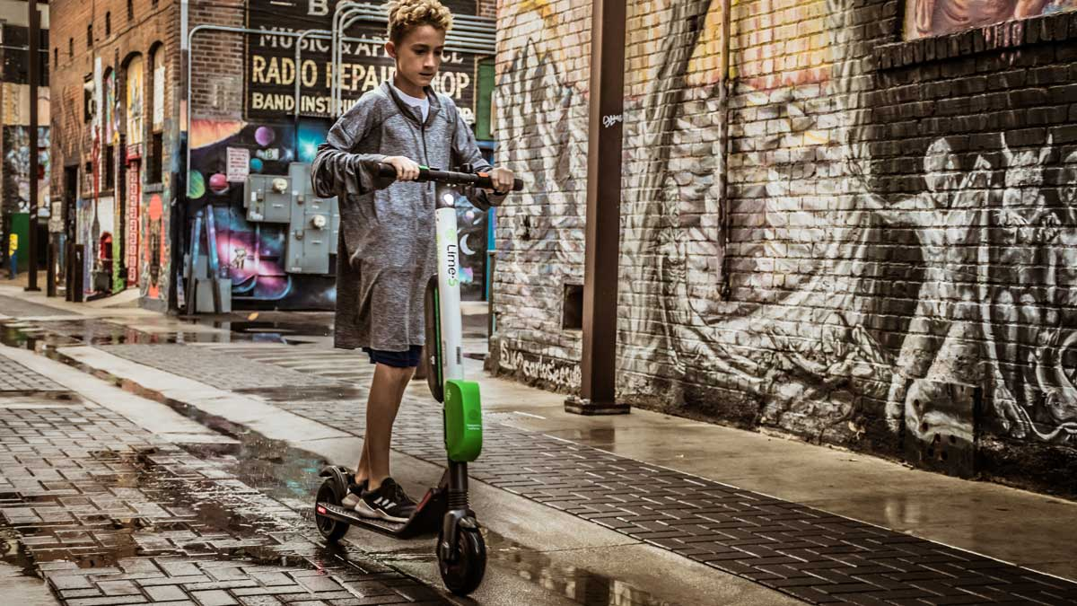 Why You Need An Electric Scooter