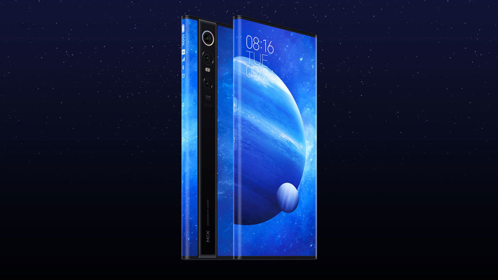 Xiaomi Mix Alpha Smartphone