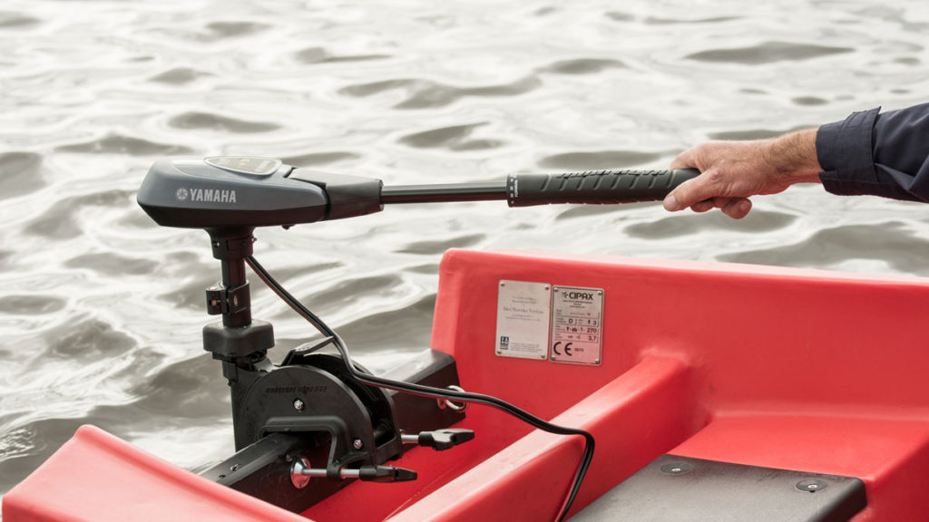 Yamaha Electric Drive M32 Outboard Motor