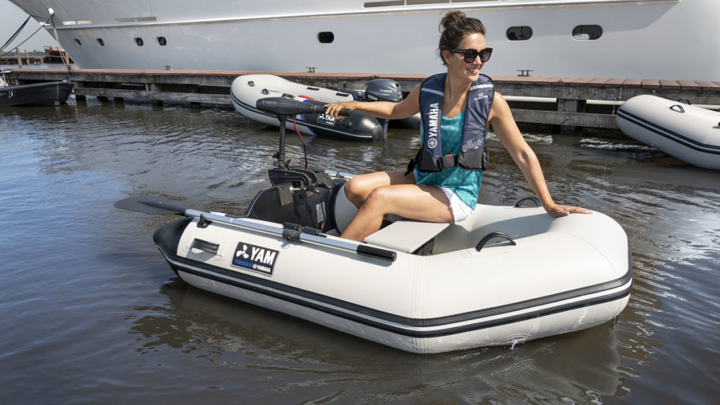 Yamaha Electric Drive MX18 Outboard Motor