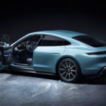 Porsche Adds Entry-level Porsche Taycan 4S To Its Electric Sports Car Range