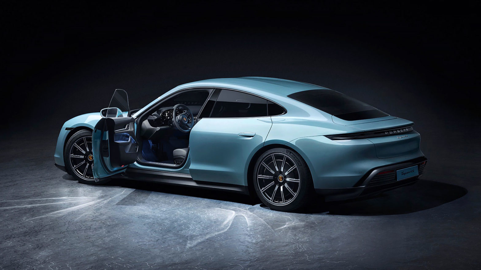 2020 Porsche Taycan 4S Electric Vehicle