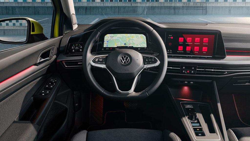 2020 Volkwagen Golf Mk8