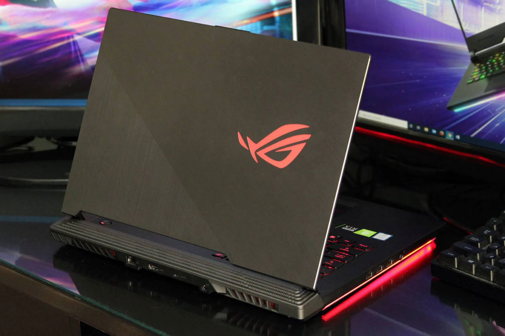ASUS ROG Strix SCAR III Gaming Laptop