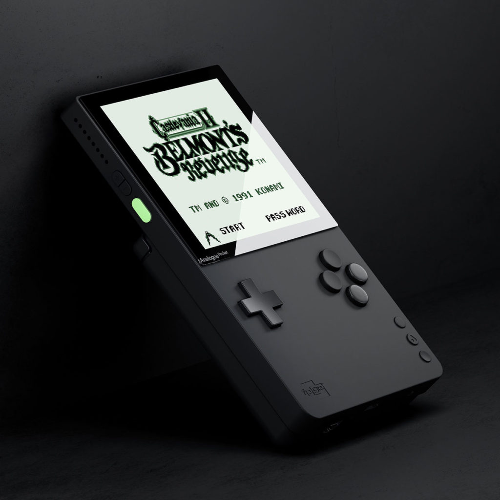 Analogue Pocket Handheld Gaming Device