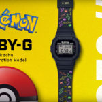 Baby-G Celebrates 25 Years With Special <em>Pokémon</em> Watch Inspired By Pikachu