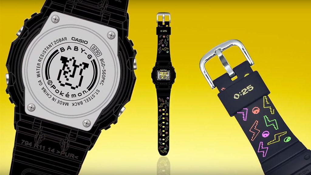 Baby-G x Pokemon BGD560PKC-1 Watch