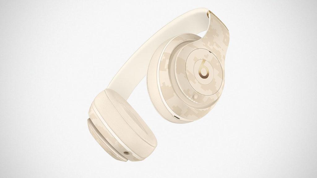 Beats Studio3 Wireless Headphones Camo