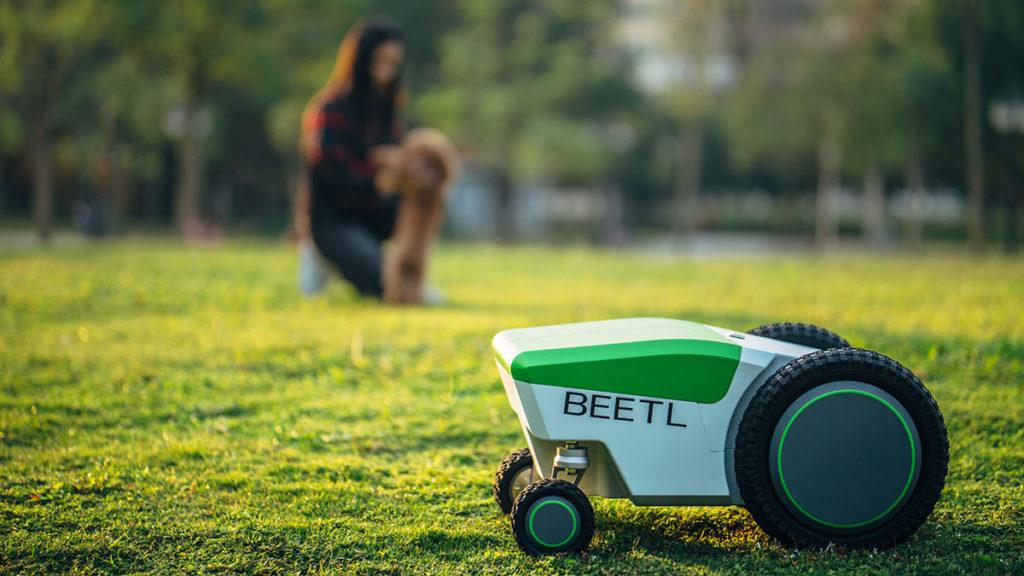 Beetl Robotic Dog Poop-Scooper