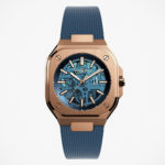 Bell & Ross Is Bringing One-Off BR 05 Skeleton Gold Blue To Only Watch 2019
