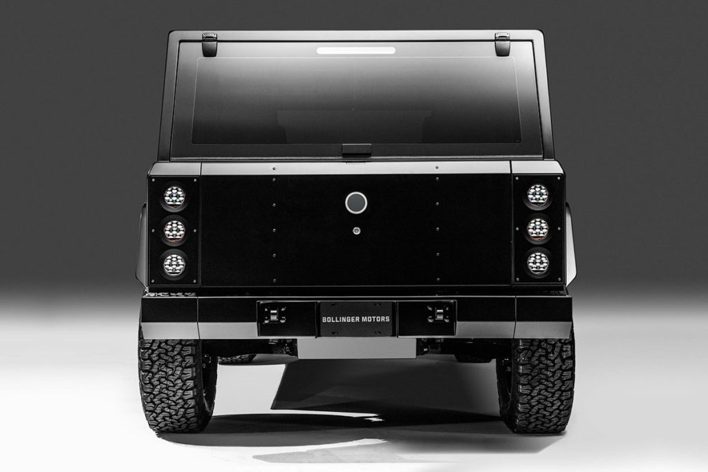 Bollinger B1 Electric SUV