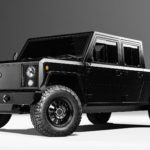 Bollinger Electric Vehicle May Look Like Slab Of Block On Wheels, But It Is A Beauty In Our Eyes