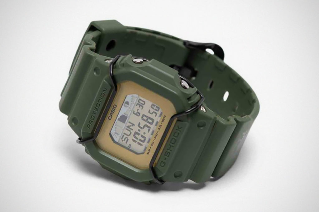 CASIO G-Shock x Herschel G-Lide Watch