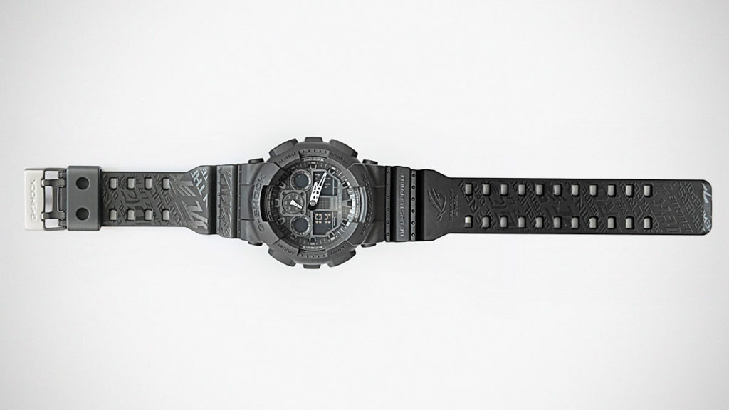 CASIO ROG x G-Shock 2019 Edition Watch