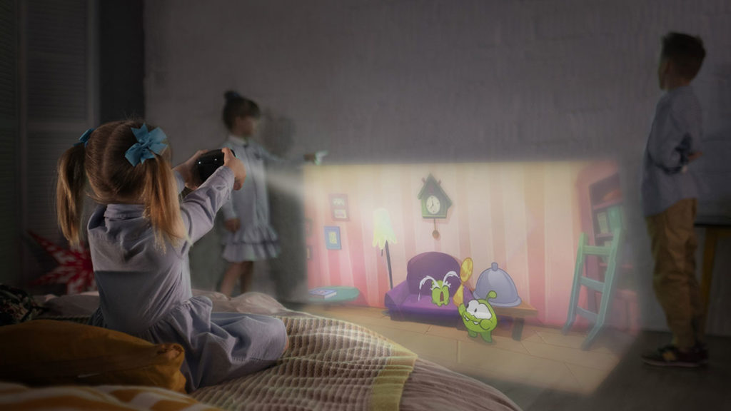 CINEMOOD 360 Kids-friendly Projector