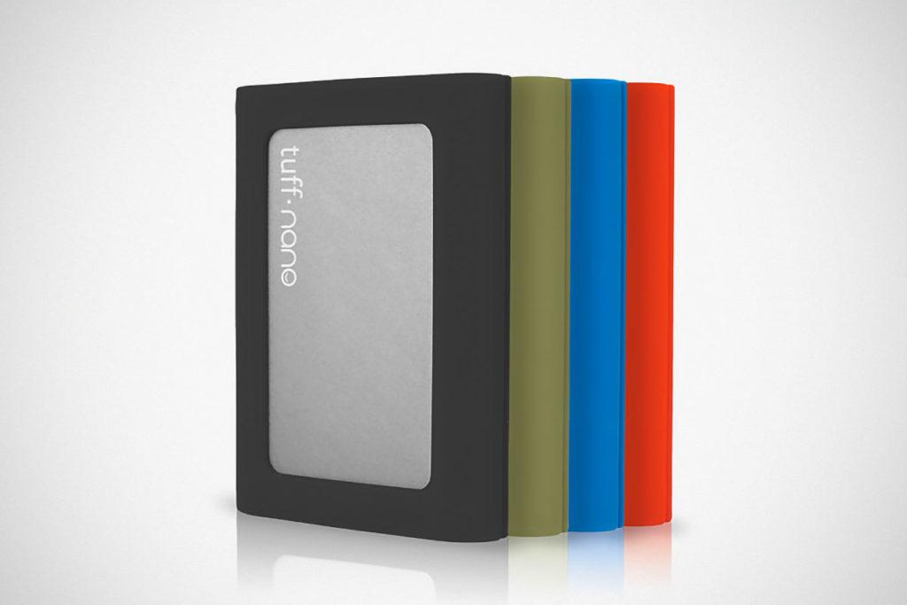 CalDigit tuff nano Portable Hard Drive