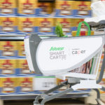Caper Smart Shopping Cart Is Essentially A Push-along Self-checkout
