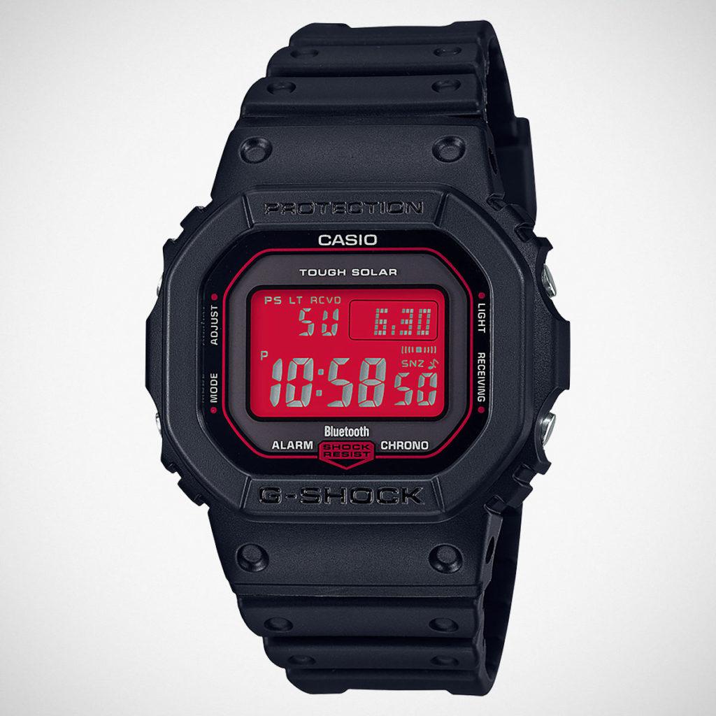 Casio G-Shock Adrenalin Red GWB5600AR-1 Watch