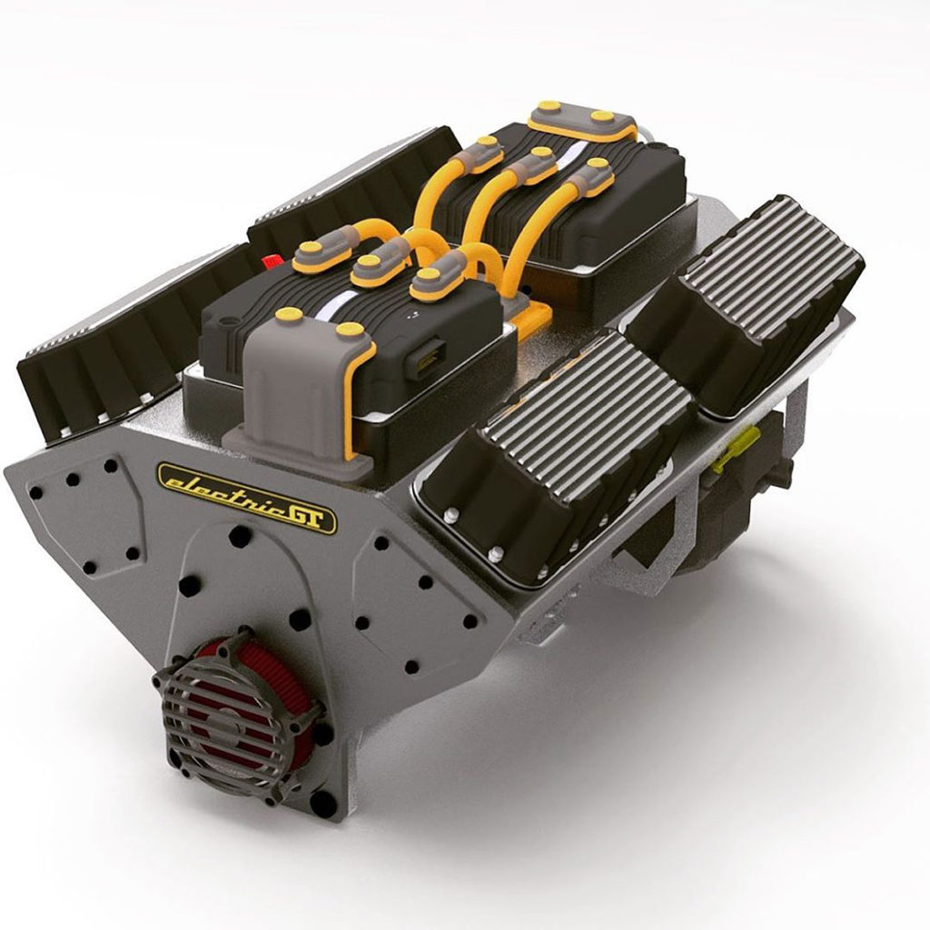 Electric GT Electric Crate Motor