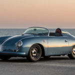Emory Recreated The Porsche 'Speedster' From The 50s Out Of A 356 Coupe