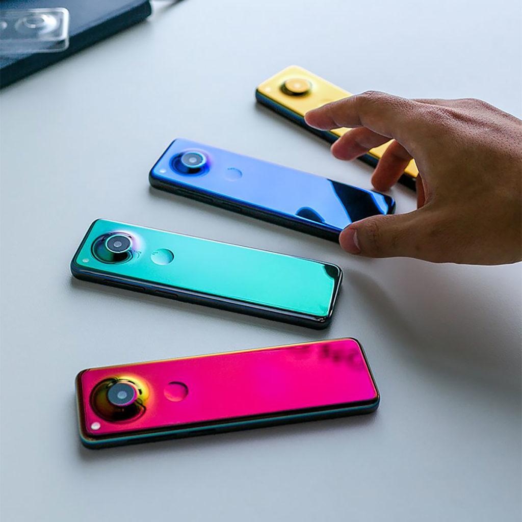 Essential Teases Radical Smartphone Design
