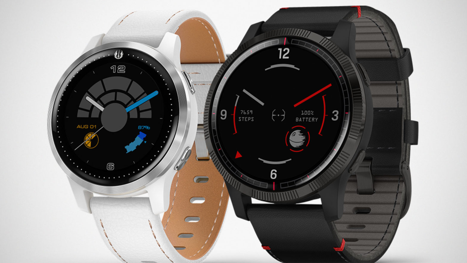 Garmin Legacy Saga Series Smartwatches