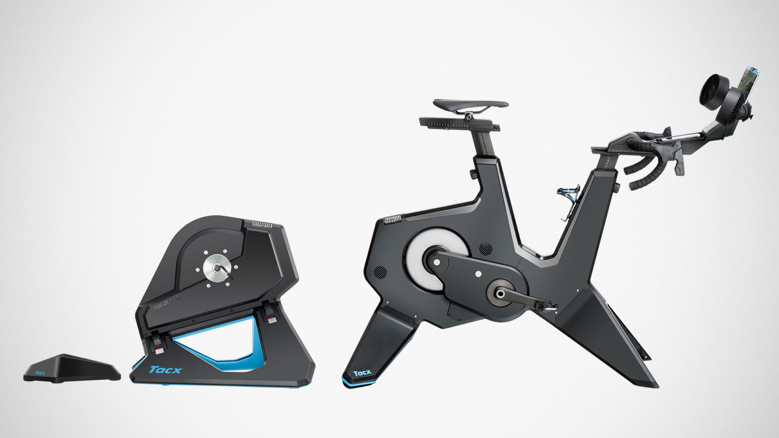 Garmin Tacx NEO 2T and NEO Bike Smart Trainer