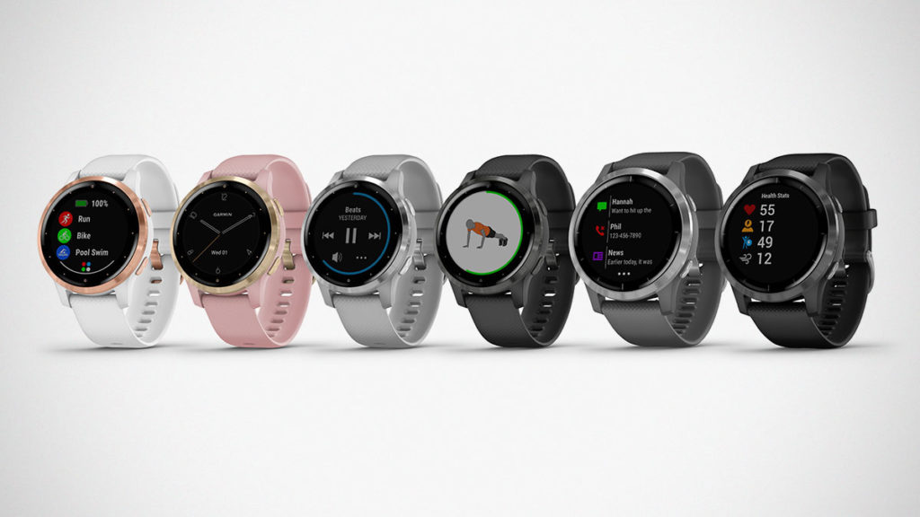 Garmin vívoactive 4 and 4S GPS Smartwatches