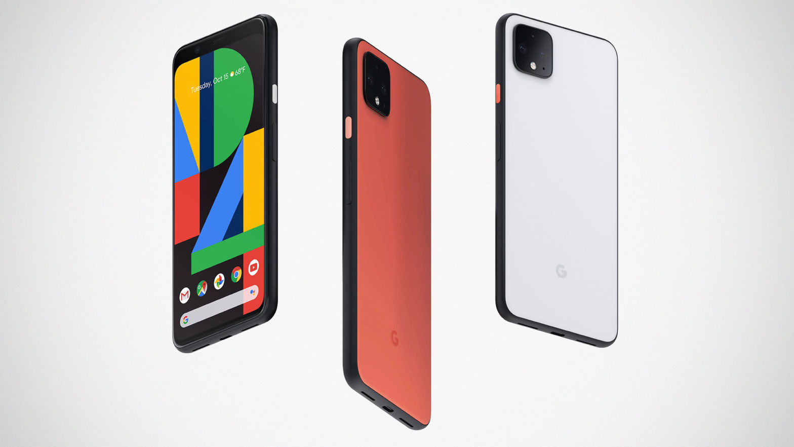 Google Pixel 4 and Pixel 4 XL Announced