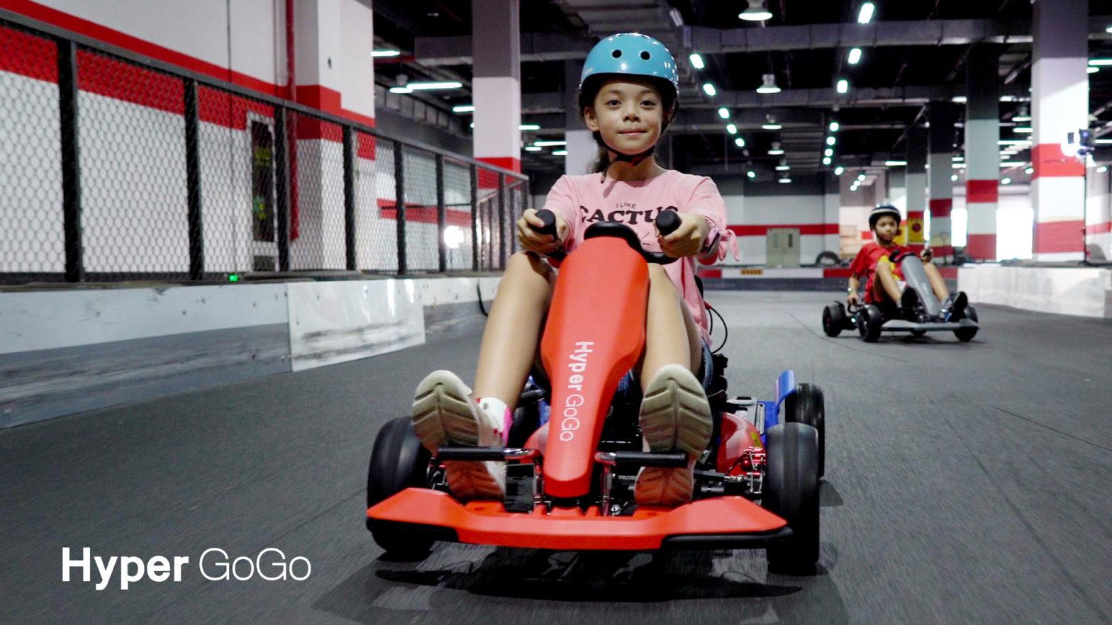 Hyper GoGo Go-Kart Kit