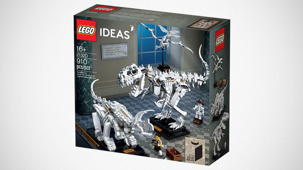 LEGO Ideas 21320 Dinosaur Fossils