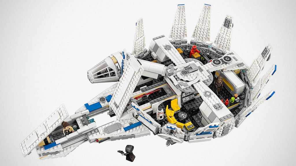 LEGO Star Wars 75212 Kessel Run Millennium Falcon 20%