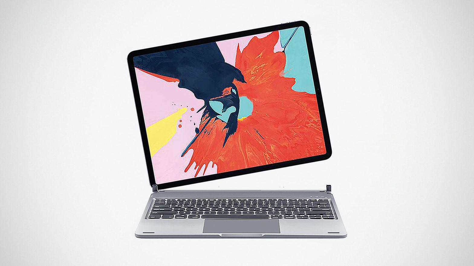 Libra Keyboard with Trackpad for iPad Pro
