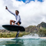 Lift Foils eFoil Hydrofoil Board Lets You Carve Water Even Without Waves