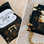 Louis Vuitton Has A Miniature Suitcase For Apple AirPods And It Looks Super Cool
