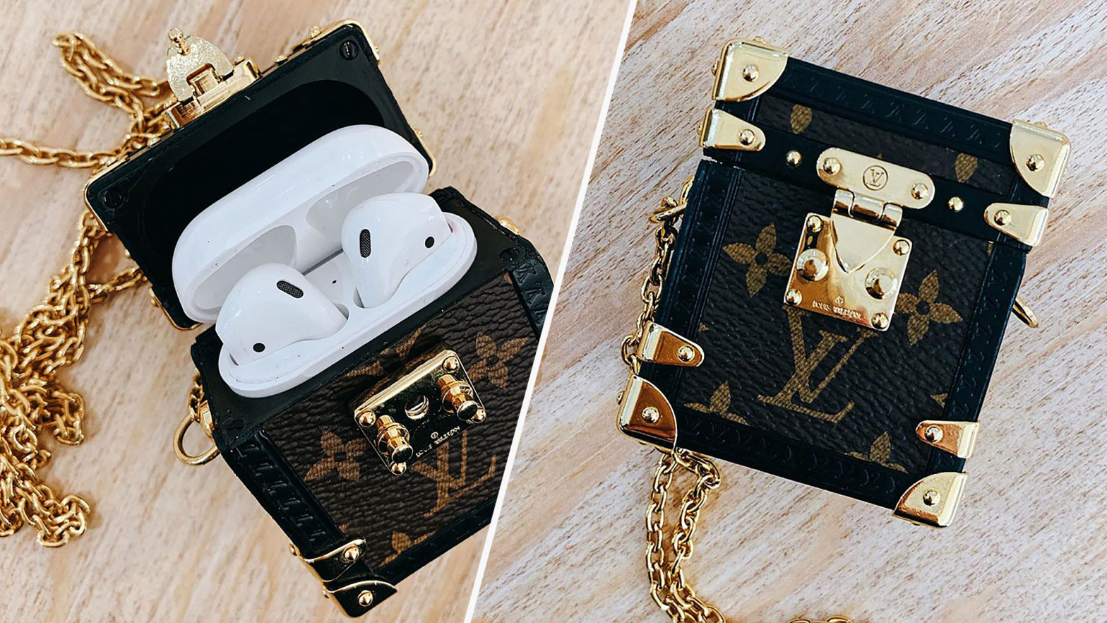 Louis Vuitton Apple AirPods Case