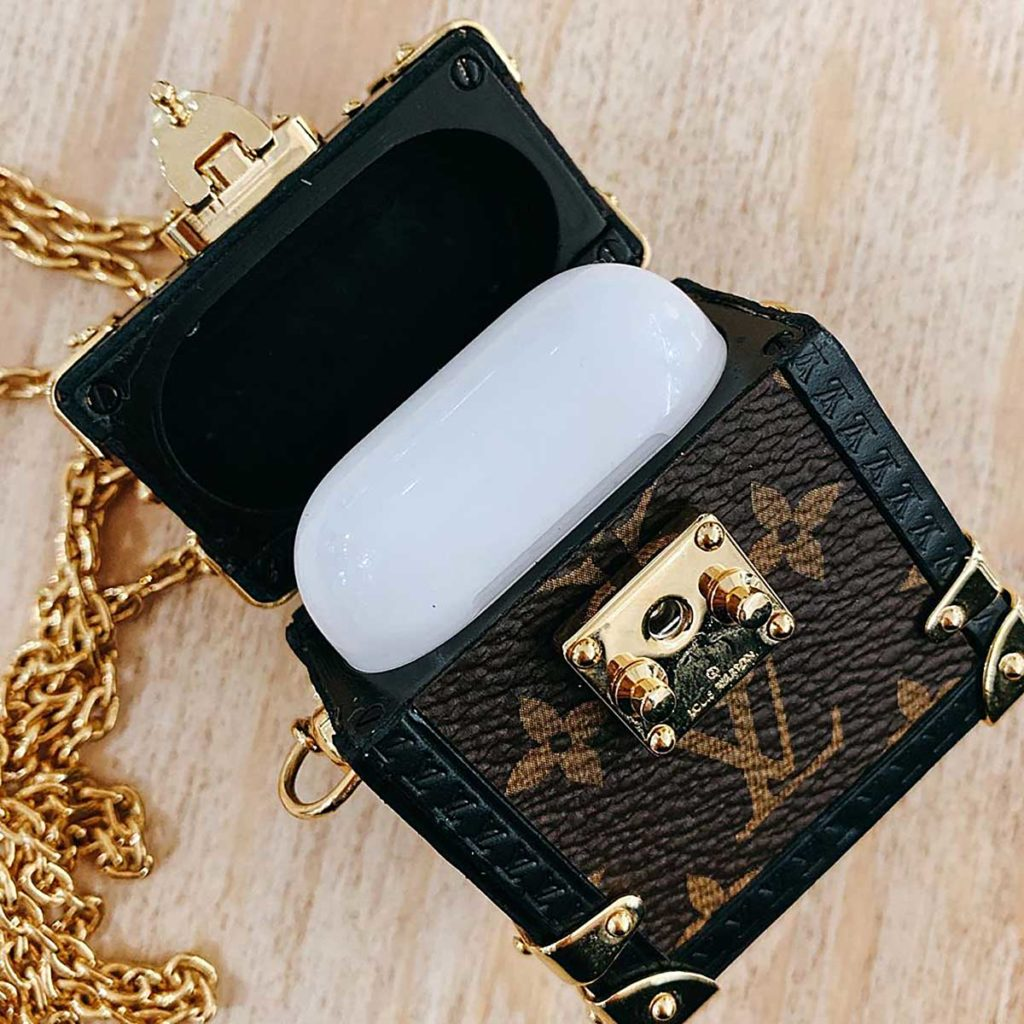 Louis Vuitton Apple AirPods Case