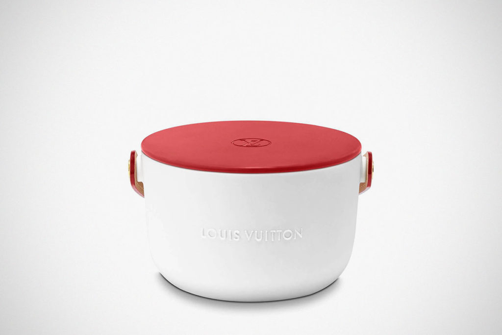 Louis Vuitton I (RED) Perfumed Candle