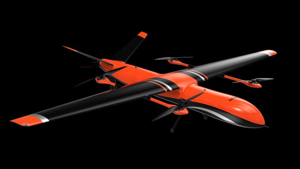 MMC UAV Hydrone Griflion H Drone