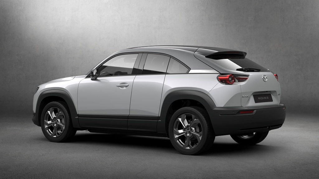 Mazda MX-30 Electric Vehicle