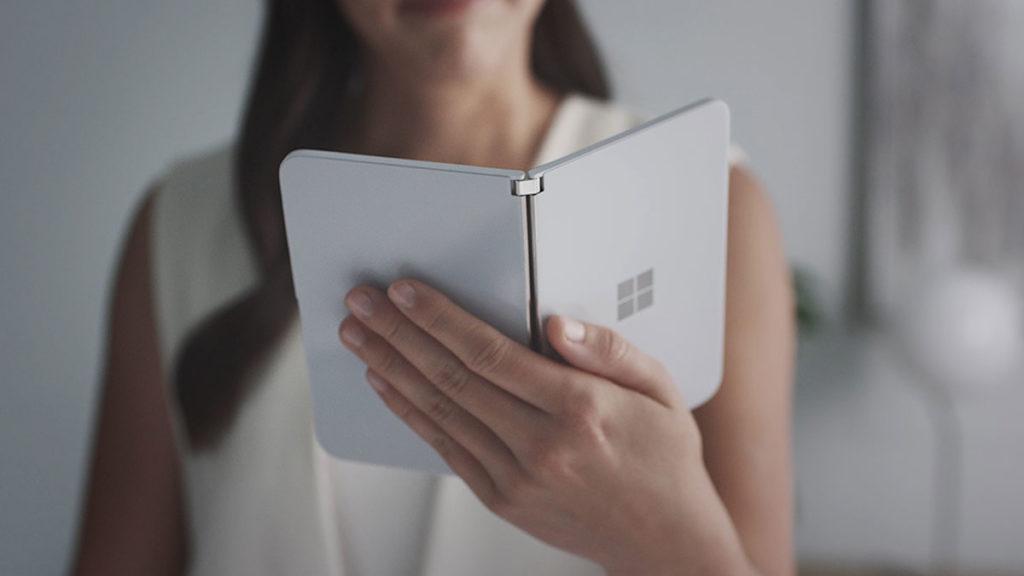 Microsoft Surface Duo Dual-Screen Phone