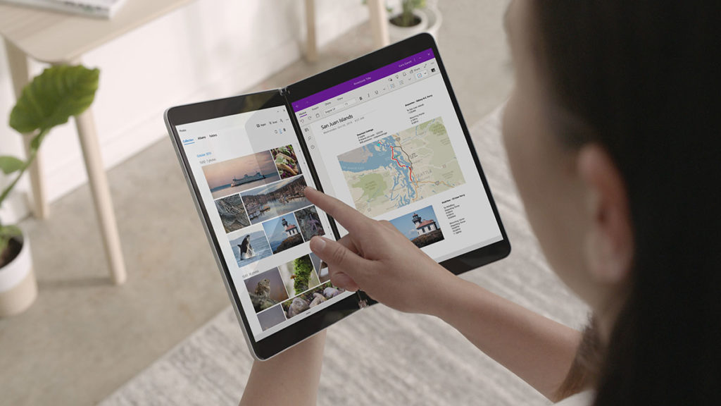 Microsoft Surface Neo Dual-Screen Tablet