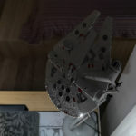 Millennium Falcon Desk Lamp: Only Die-hard Fans Need To Apply [Review]